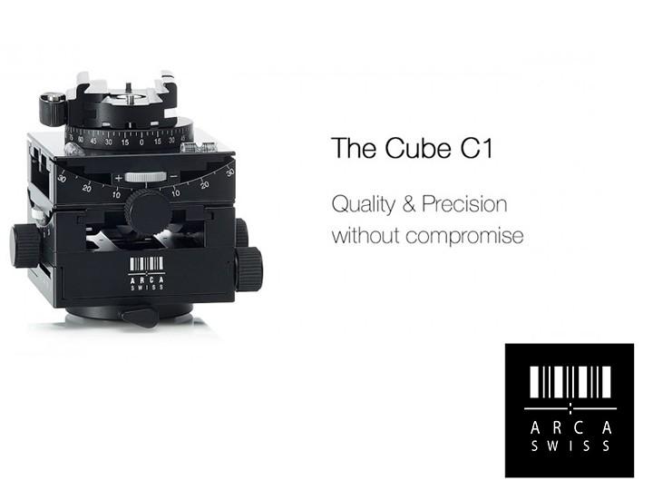 """ARCA-Cube-C1""""FlipLock"""""""